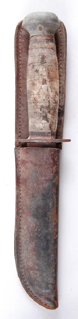 WW2 U.S. Army Pal RH36 Fighting Knife with Sheath