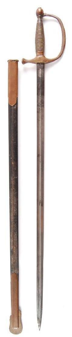 U.S. Civil War Musician Sword by Horstmann - 3