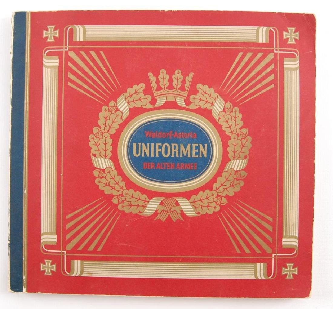 Complete Waldorf Astoria Cigarette Album of Imperial