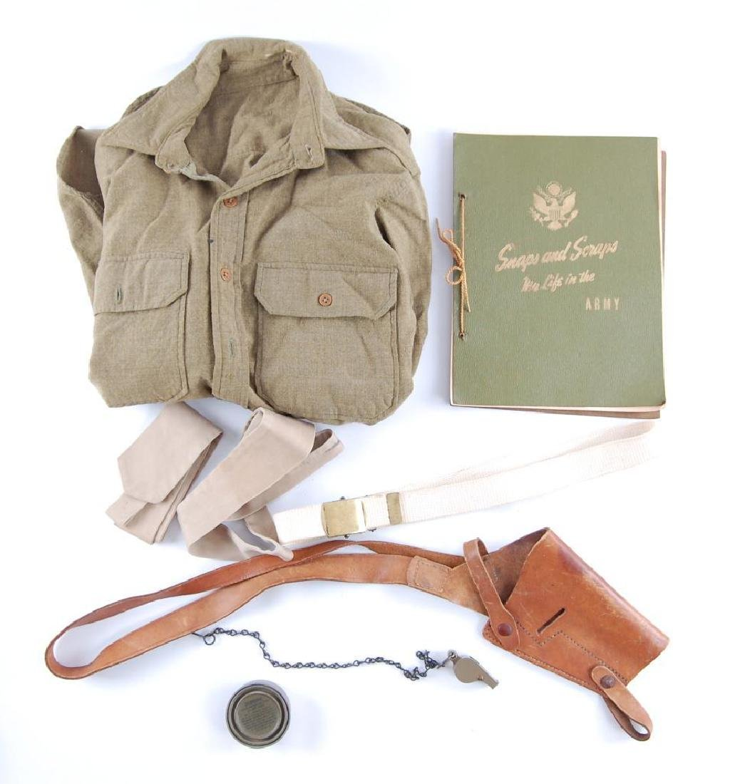 Group of WW2 U.S. Items