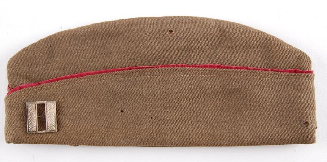 WW1 U.S. Army Artillery Officer Overseas Cap