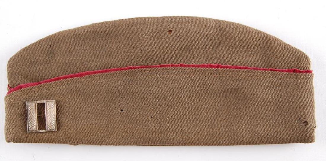 WW1 U.S. Army Artillery Officer Overseas Cap