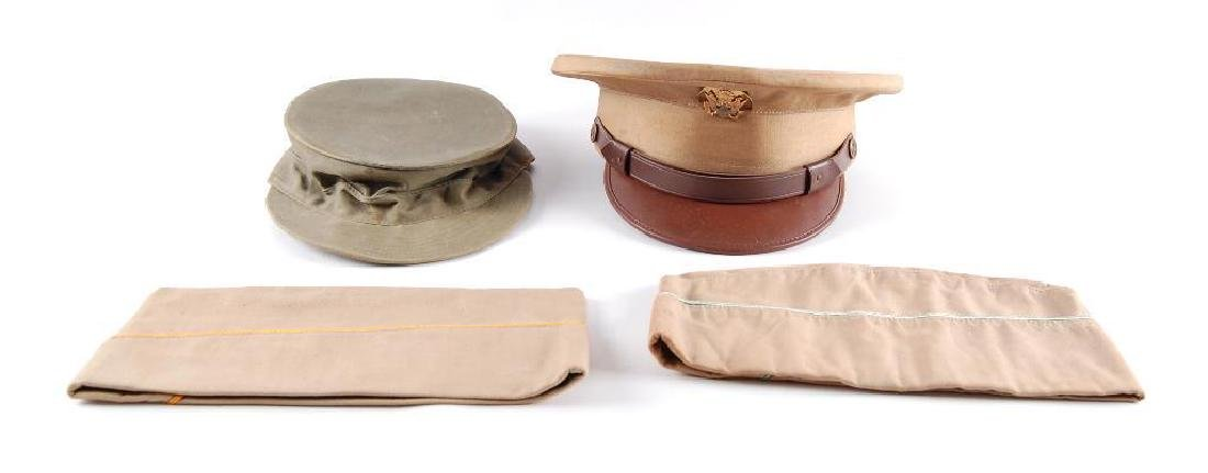 Group of 4 U.S. Armt Hats