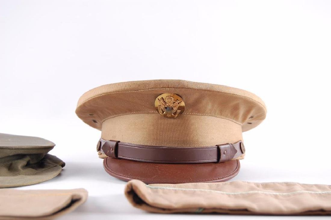 Group of 4 U.S. Armt Hats - 2