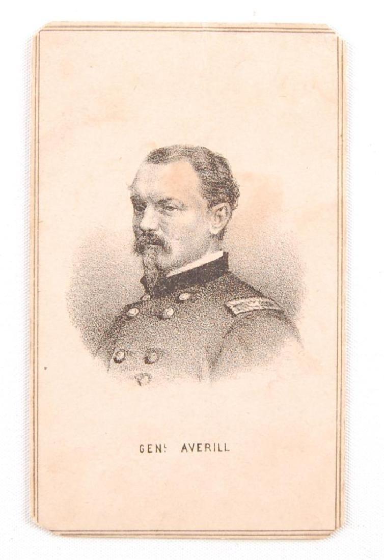 Original Civil War CDV of Brevet Mahor General William