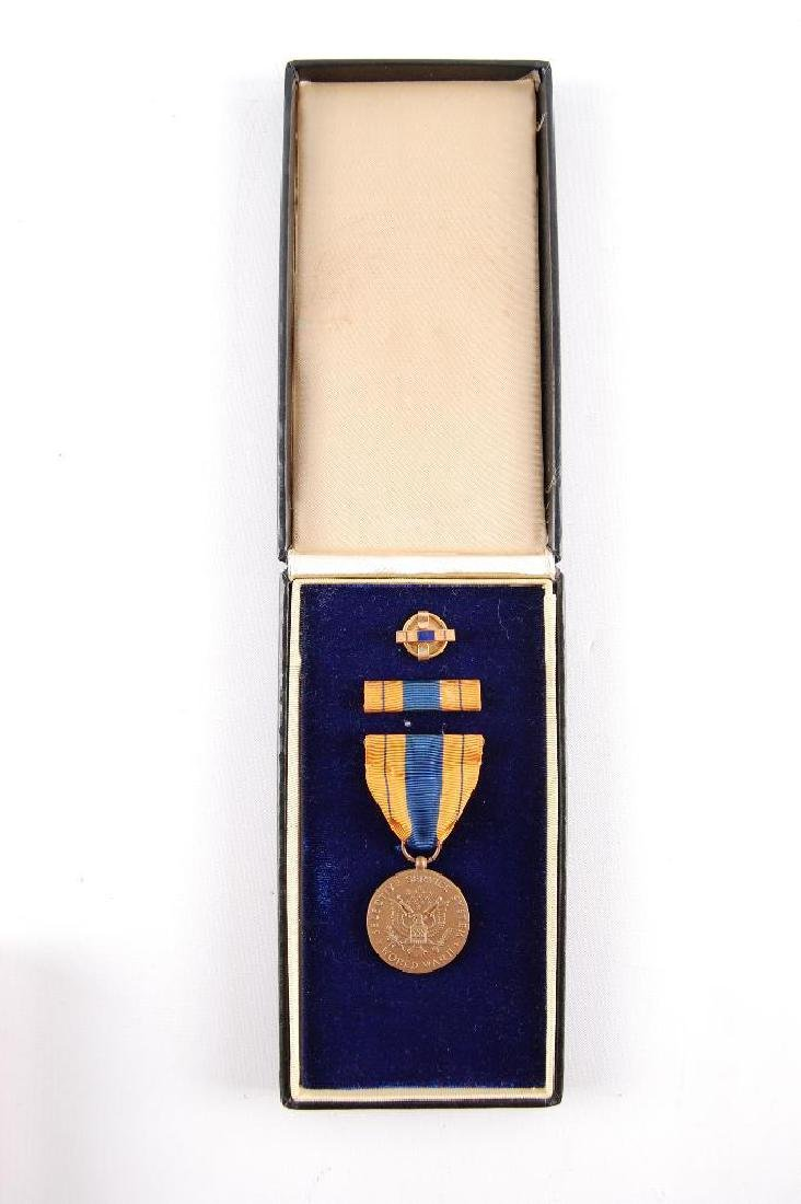 I.D. WW2 Selective Service Medal in Original Shipping - 3