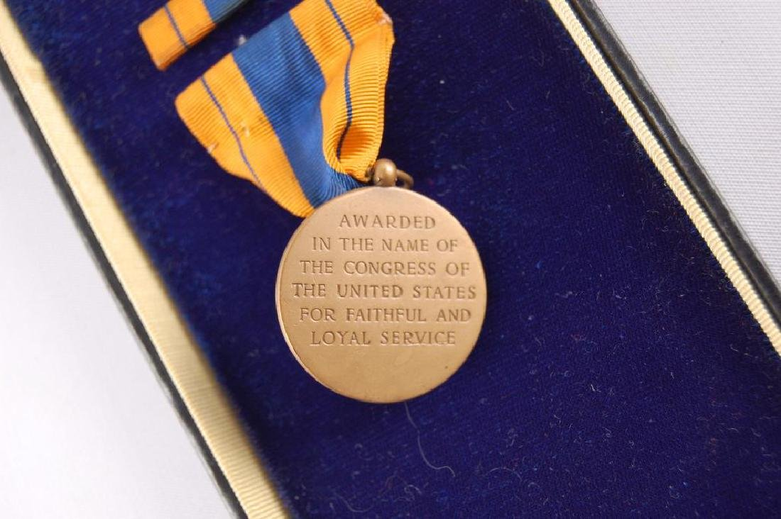 I.D. WW2 Selective Service Medal in Original Shipping - 5