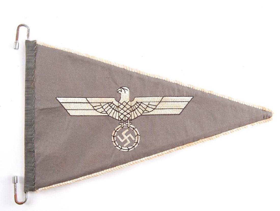 WW2 German Vechile Pennant