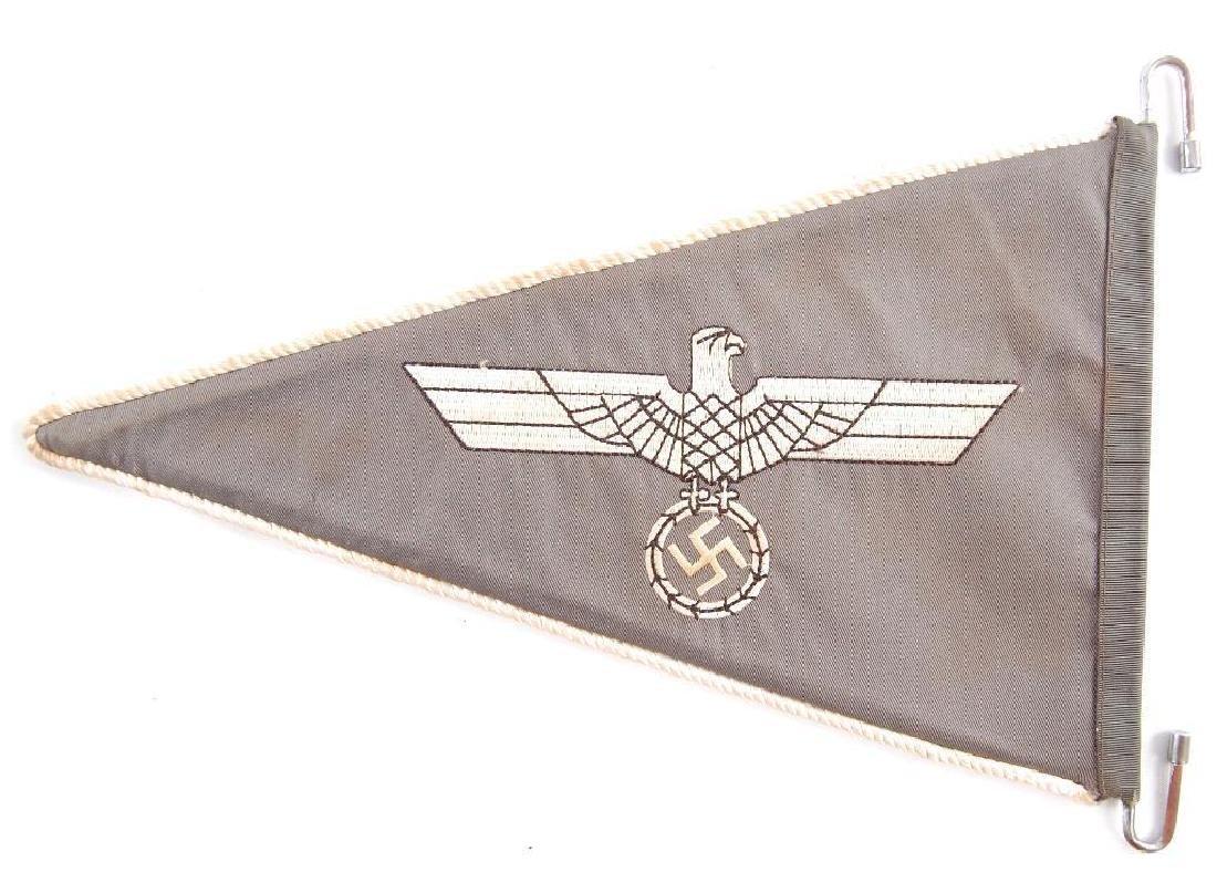 WW2 German Vechile Pennant - 2