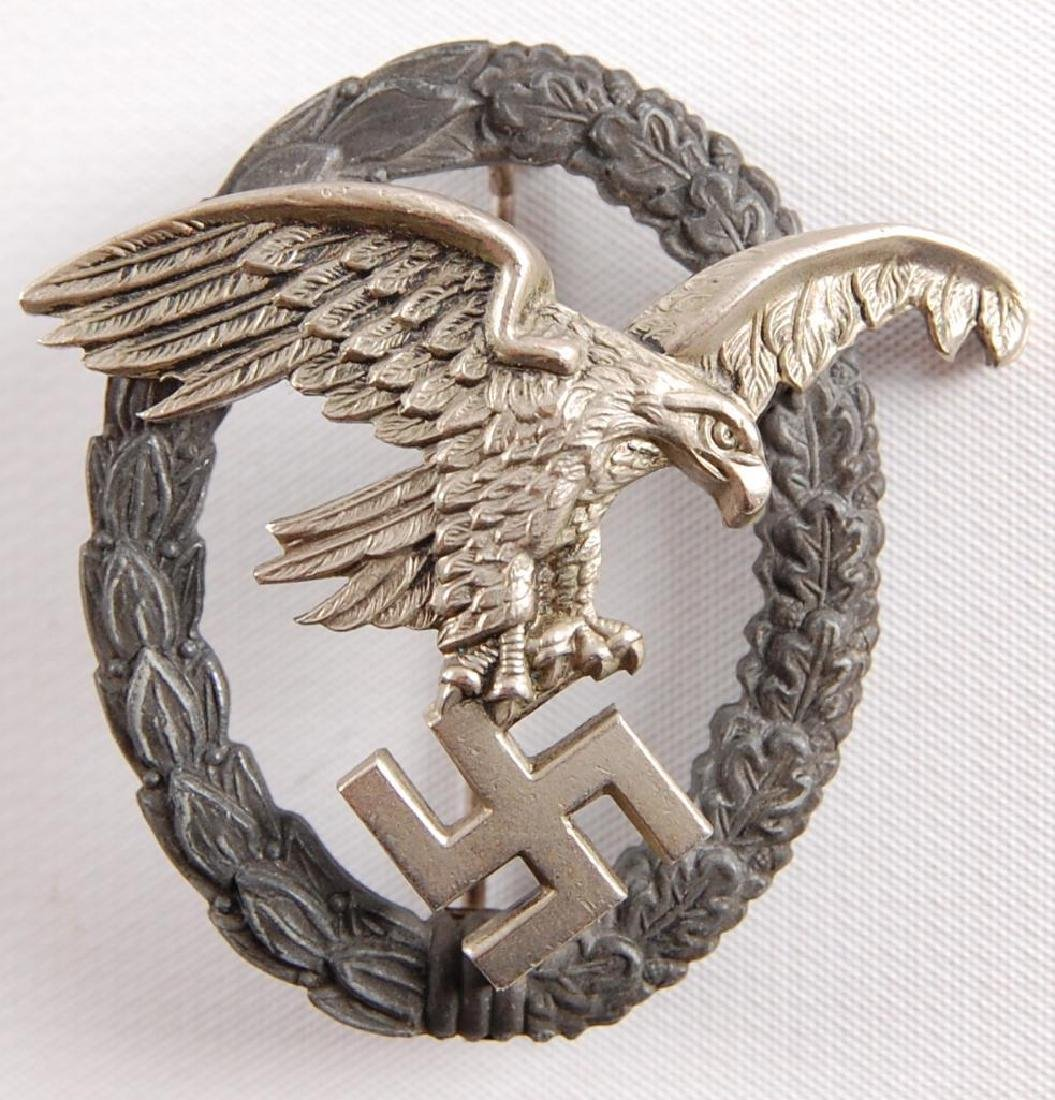 WW2 German Luftwaffe Observer Badge