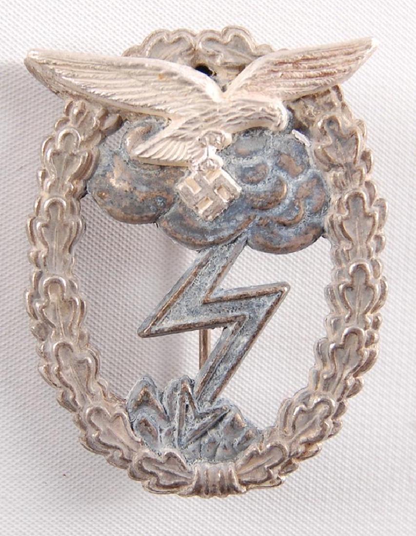 WW2 German Luftwaffe Ground Assualt Badge