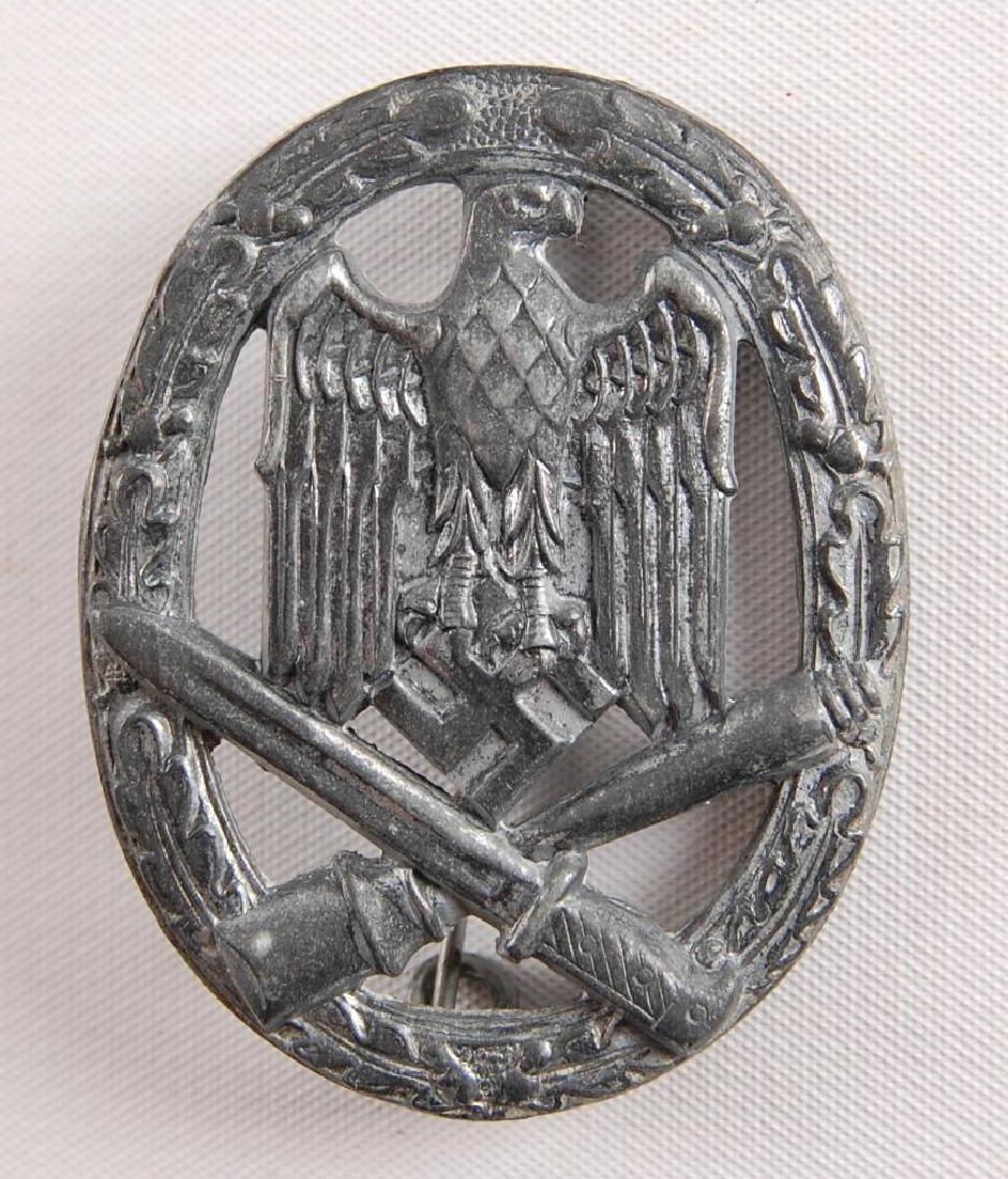 WW2 German General Assualt Badge