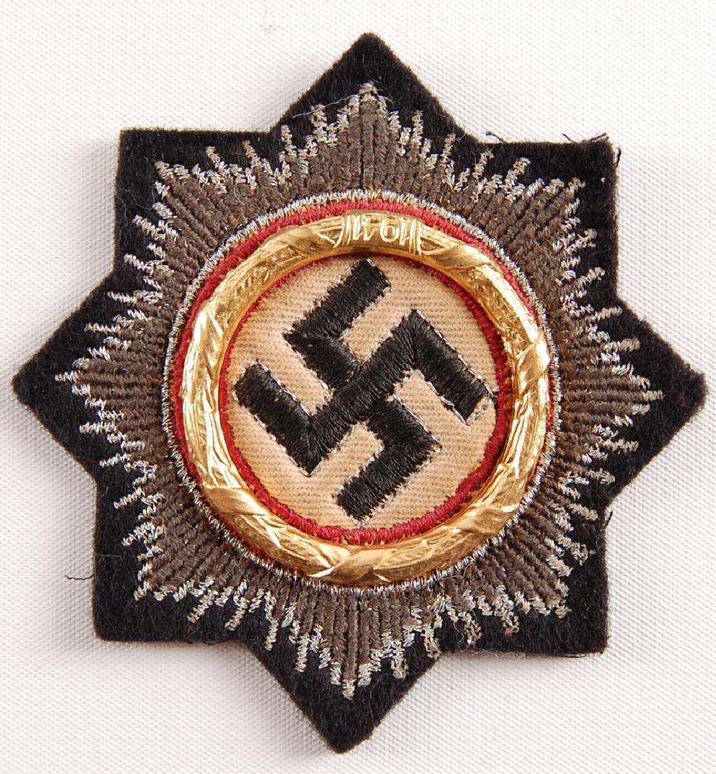 WW2 German Cross in Gold