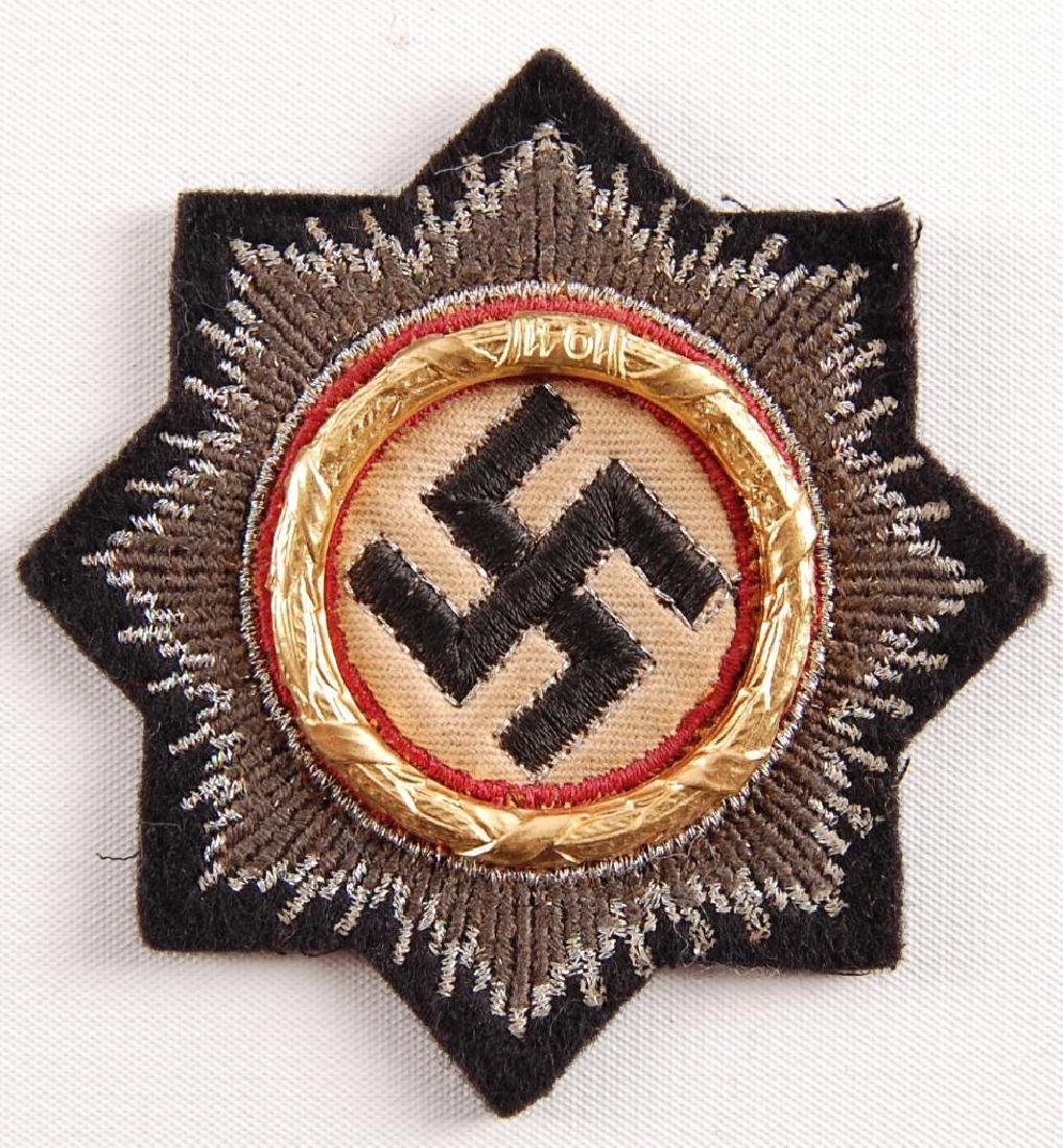 WW2 German Cross in Gold