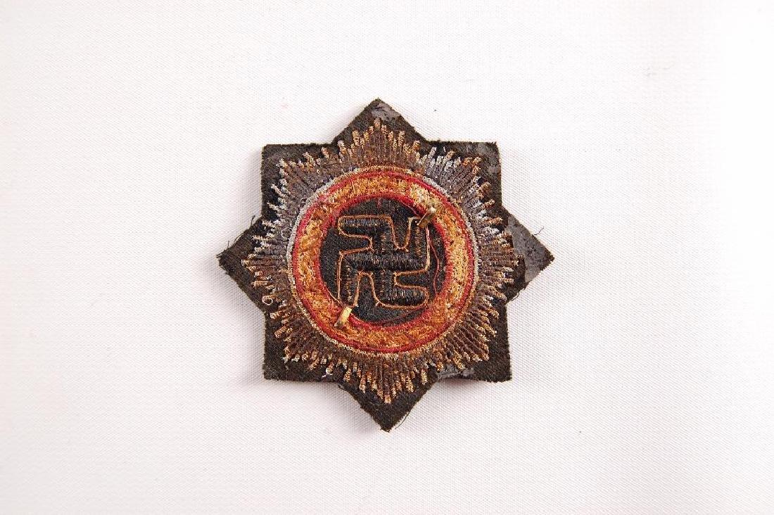 WW2 German Cross in Gold - 2