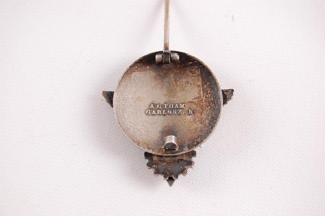 WW2 German Gausieger 1935 Hitler Youth Award Badge - 2