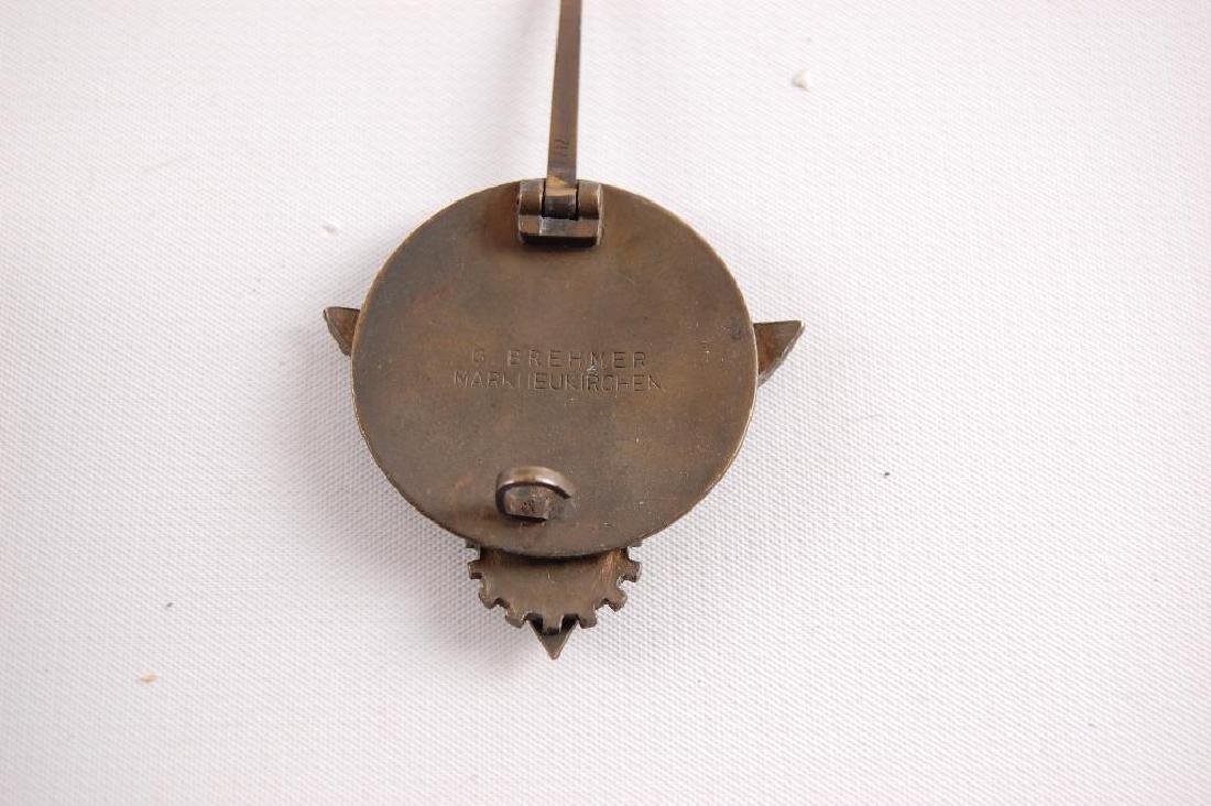 WW2 German Kreissieger 1944 Hitler Youth Award Badge - 2