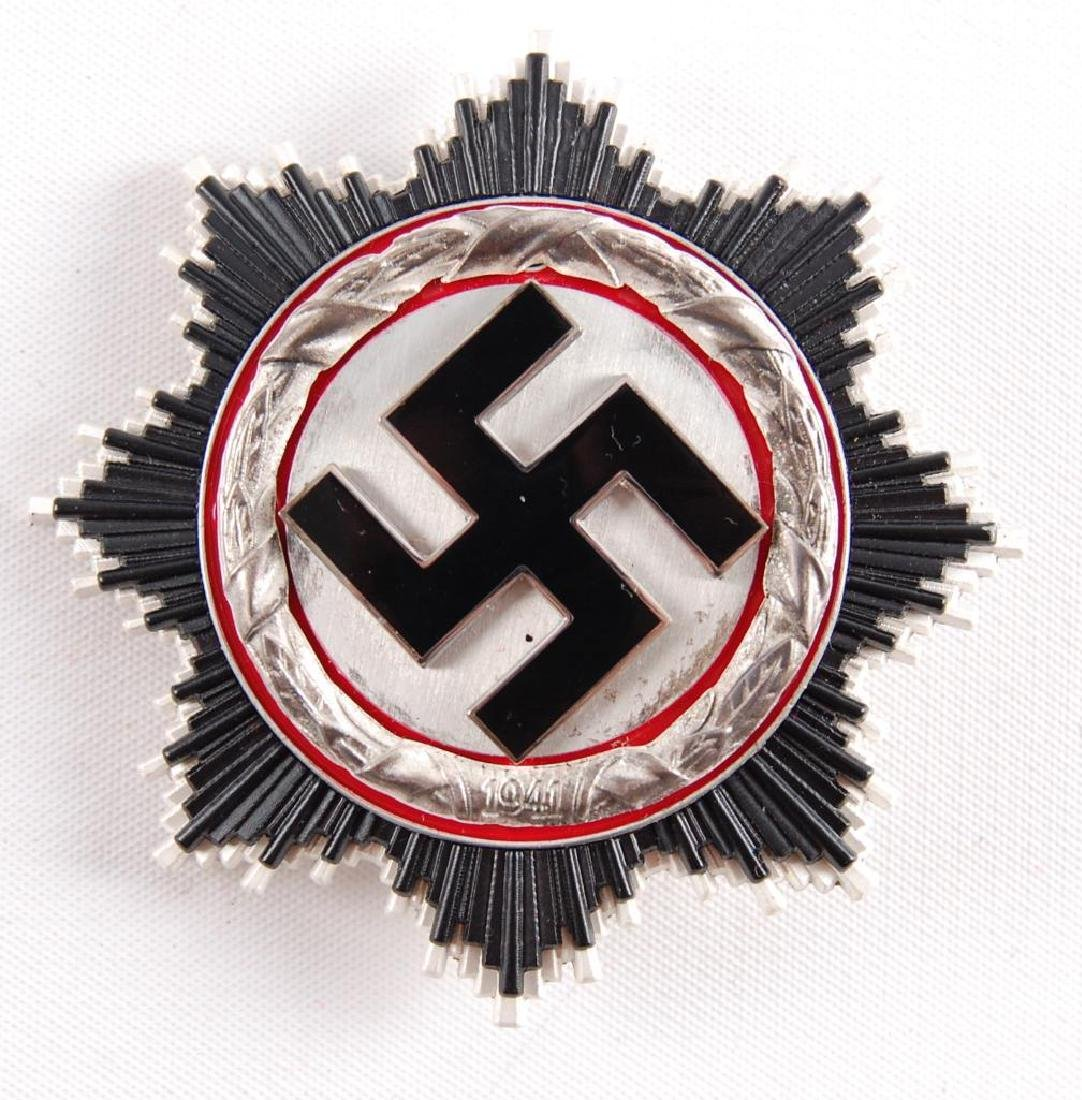 German Style German Cross in Gold