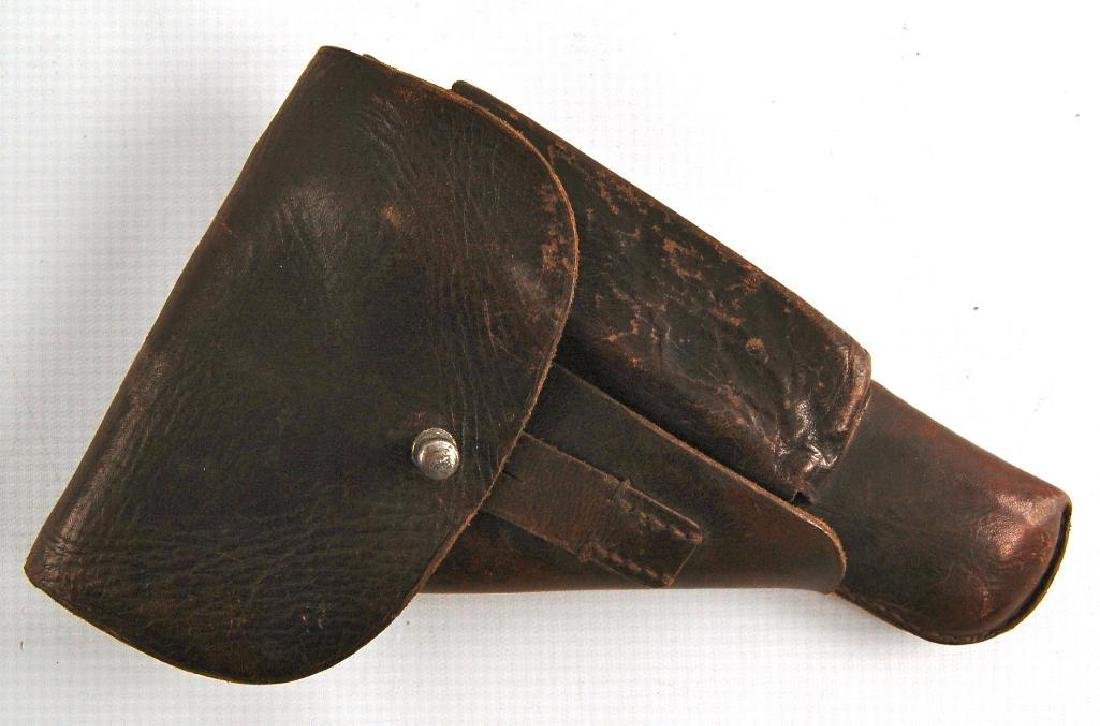 Unmarked Leather Holster