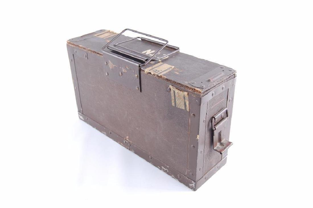 .303 Ball Mk7 Ctn Ammo Box with Clips and Casings - 2