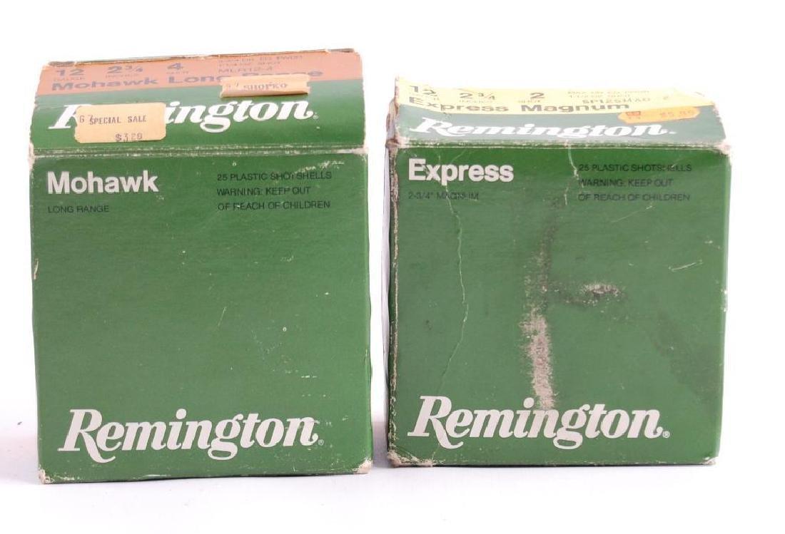Group of 2 Partial Boxes of 12 GA 2 3/4 in. Shotgun