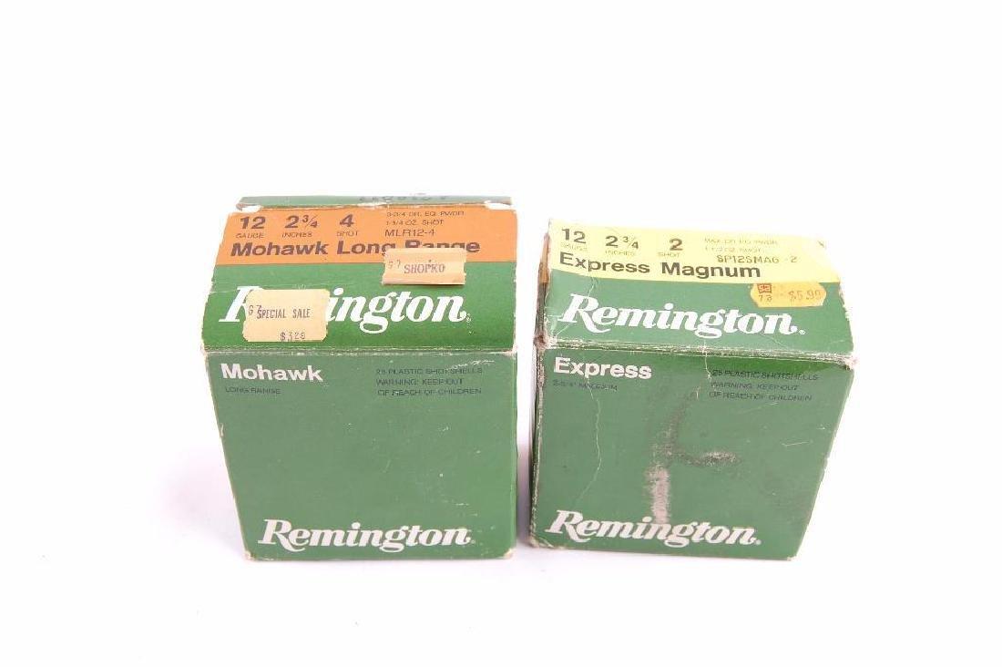 Group of 2 Partial Boxes of 12 GA 2 3/4 in. Shotgun - 2