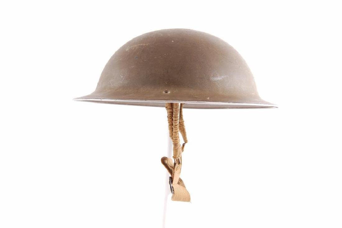 WW2 British Brodie Helmet - 4