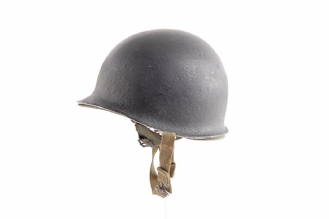 U.S. Army Helmet with Liner - 2