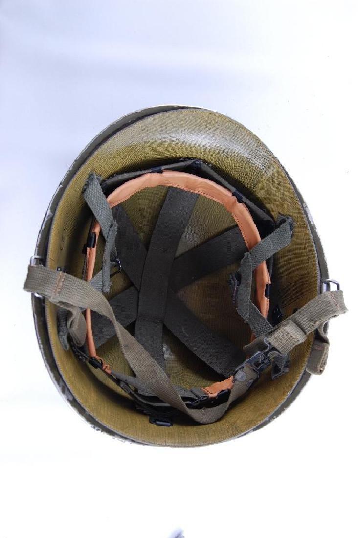 U.S. Army Helmet with Liner - 6