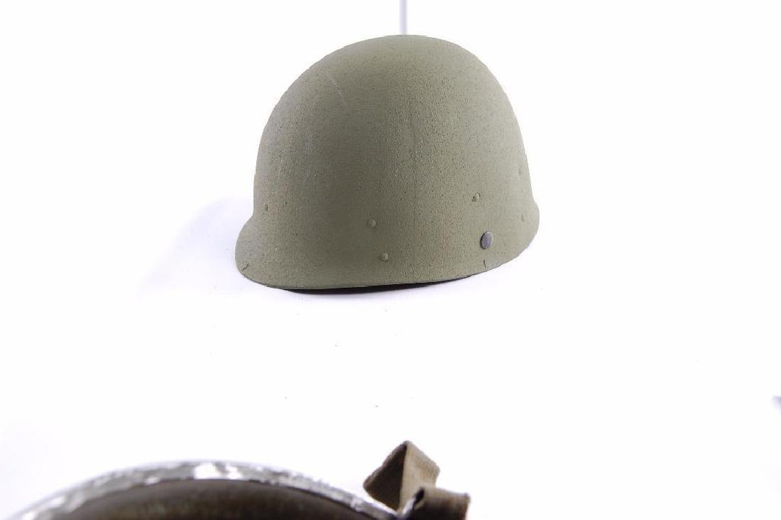 U.S. Army Helmet with Liner - 7