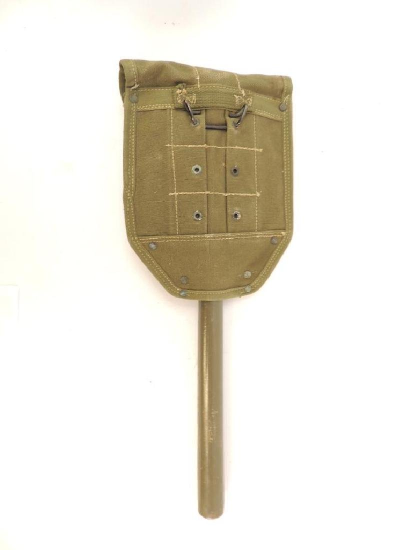 Military Shovel with Pouch - 2