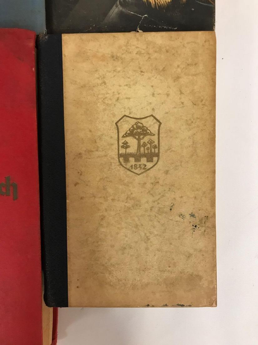 Group of 10 WW2 German Books - 2