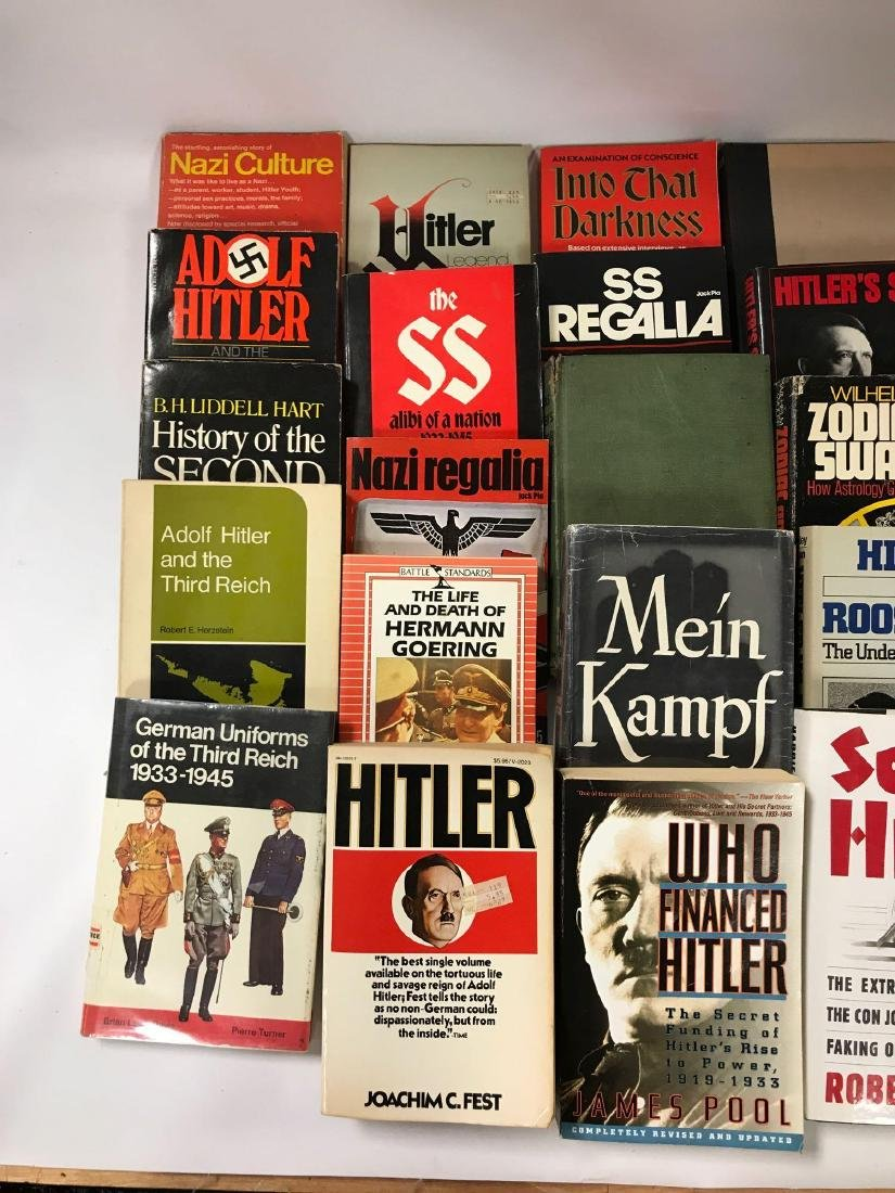 Group of 35 Hardcover and Paperback WW2 Germany History - 2