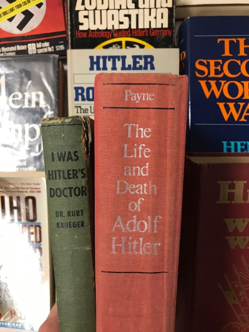 Group of 35 Hardcover and Paperback WW2 Germany History - 4