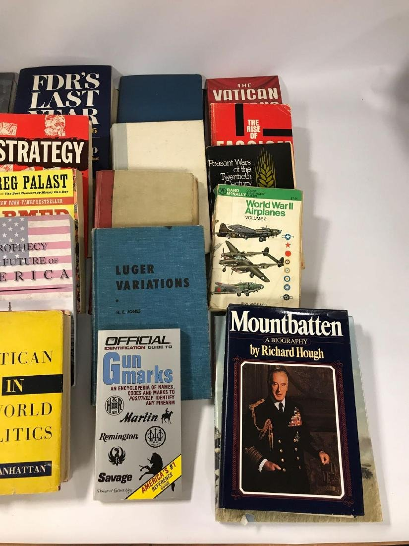 Group of 41 Hardcover andd Paperback History and - 4
