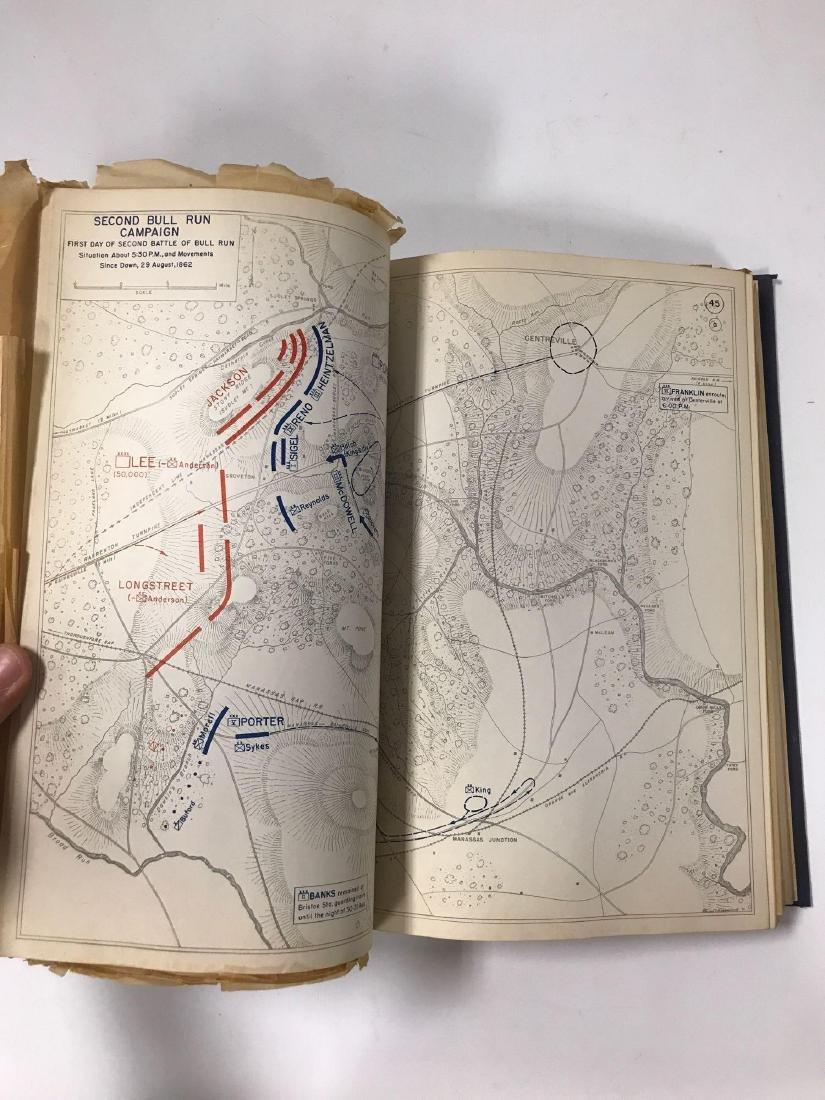 Civil War Atlas Book - 3