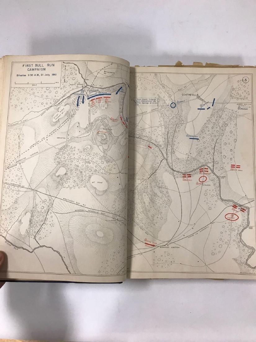 Civil War Atlas Book - 4