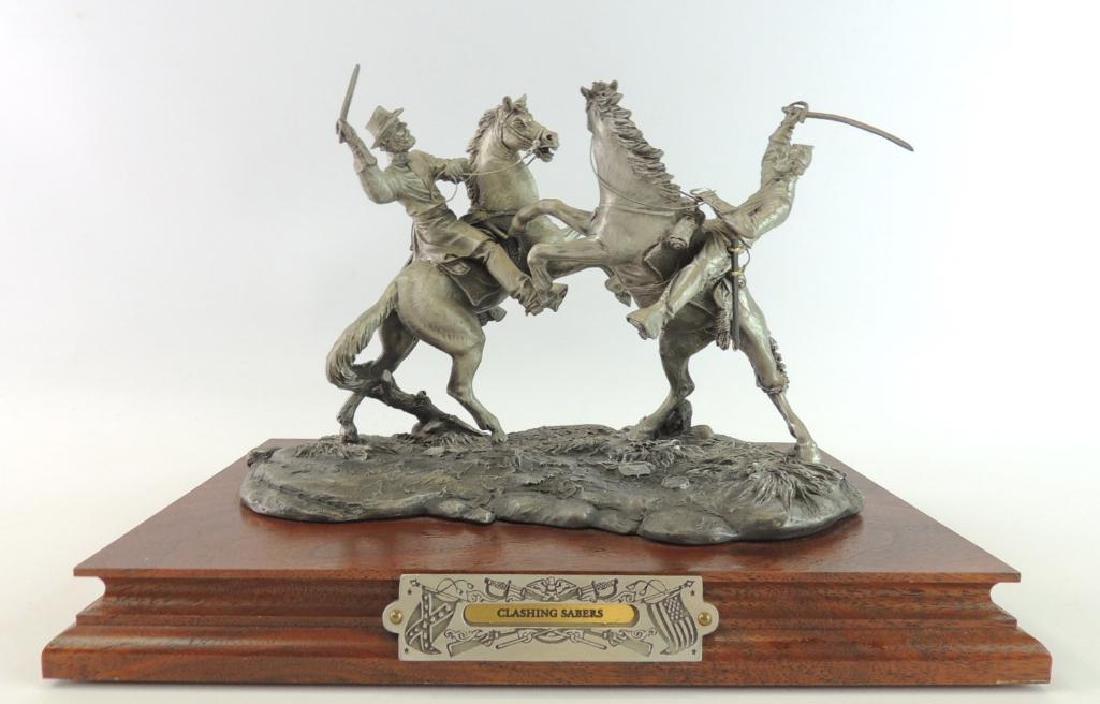Chilmark Clashing Sabers by J.J. Barnum Limited Edition