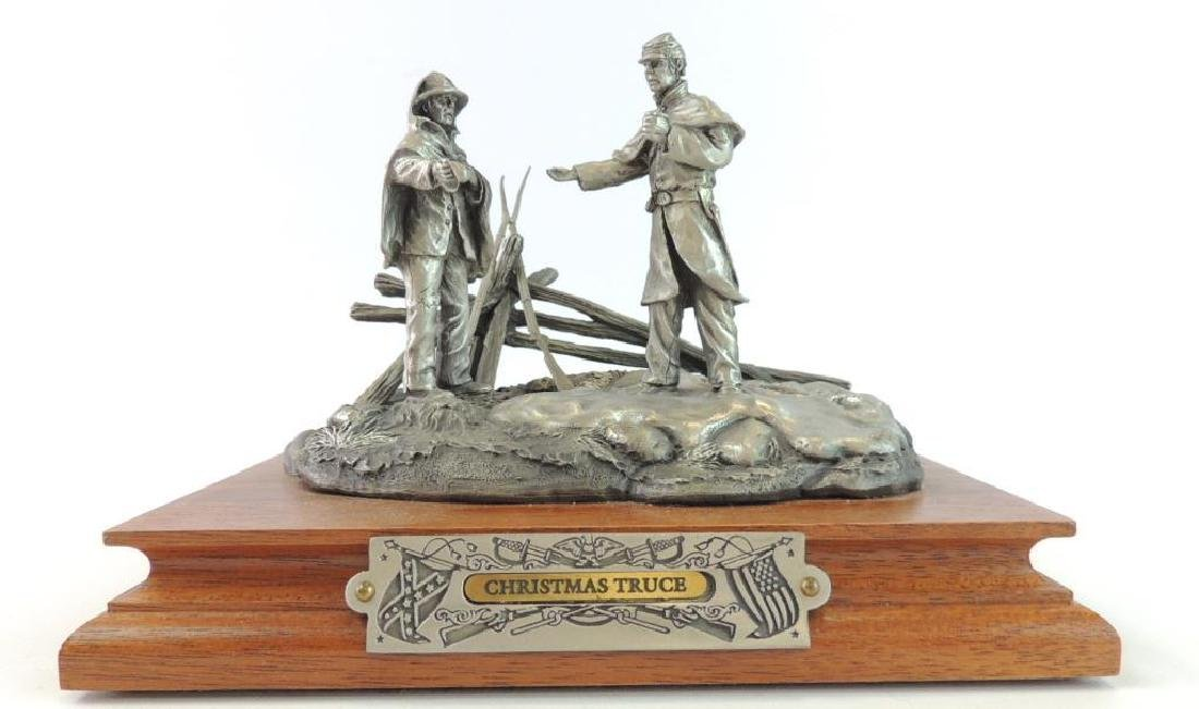 Chilmark Christmas Truce by J.J. Barnum Limited Edition