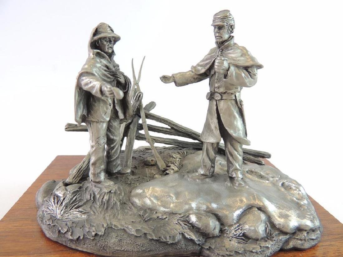 Chilmark Christmas Truce by J.J. Barnum Limited Edition - 7