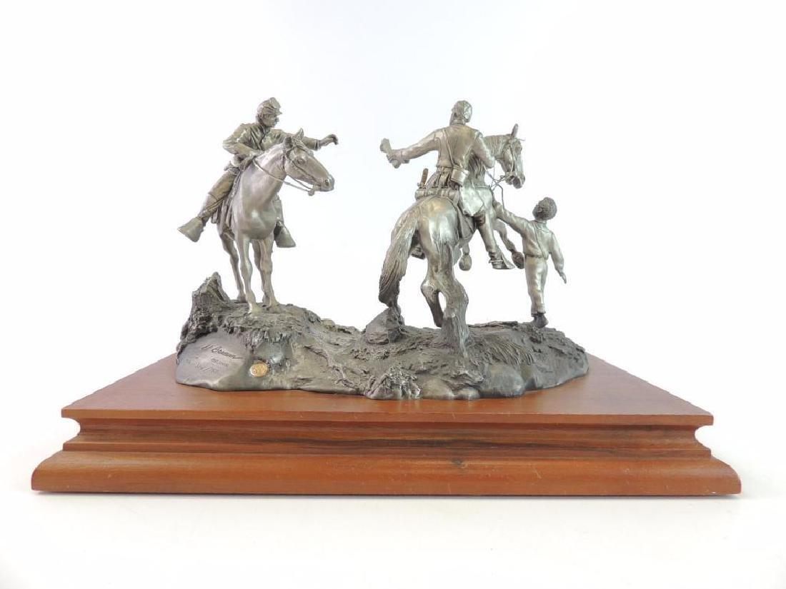 Chilmark Lee At Antietam by J.J. Barnum Limited Edition - 4