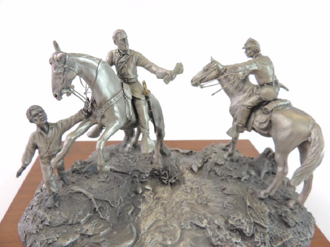 Chilmark Lee At Antietam by J.J. Barnum Limited Edition - 6