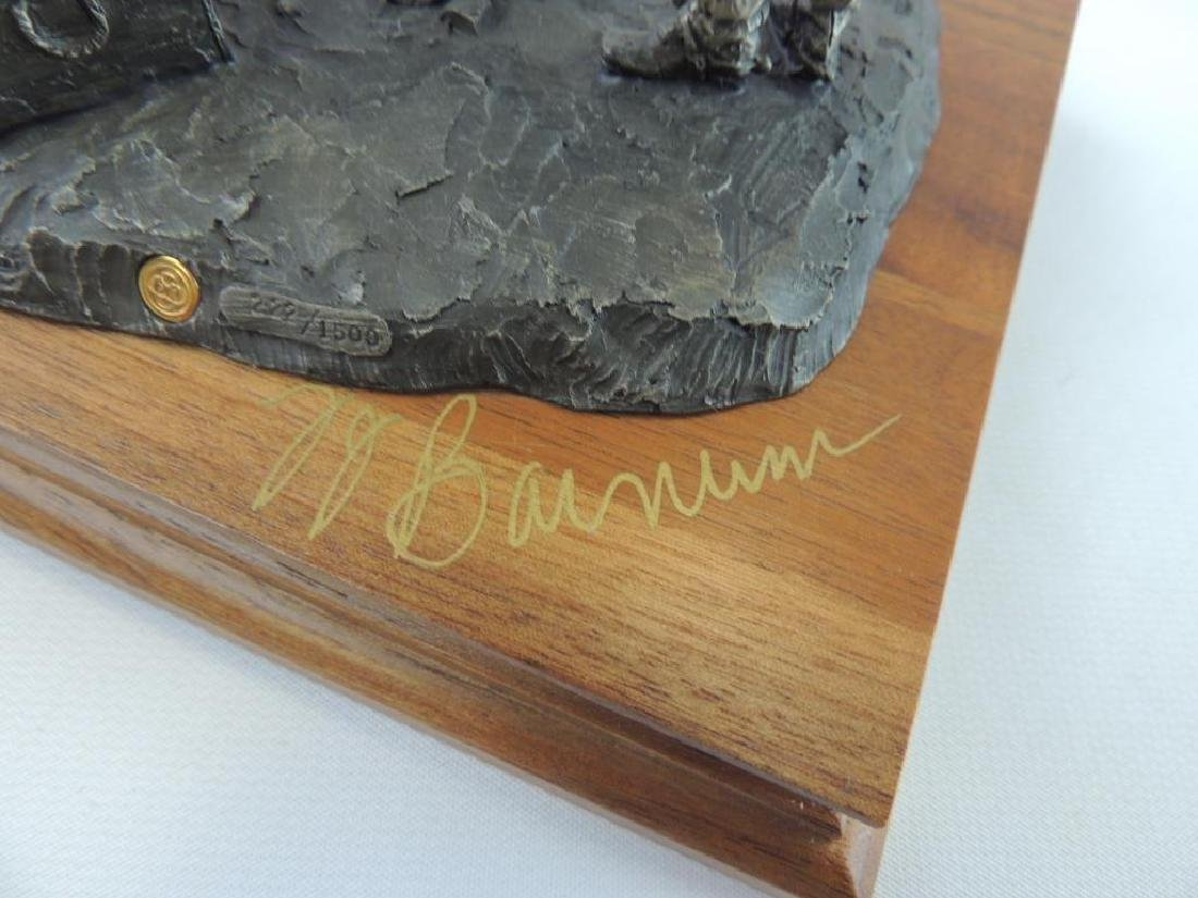 Chilmark Signed What Must Be Done by J.J. Barnum - 5