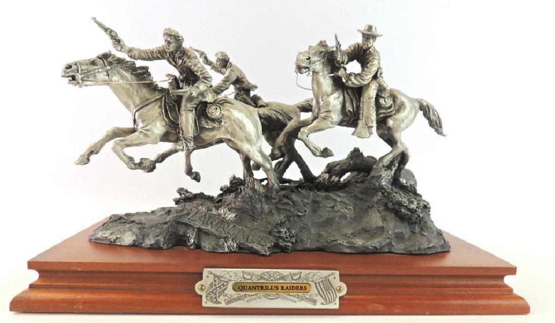 Chilmark Quantrill's Raiders by J.J. Barnum Limited