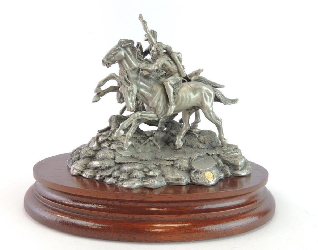 Chilmark Victorious Raiders by Polland Fine Pewter