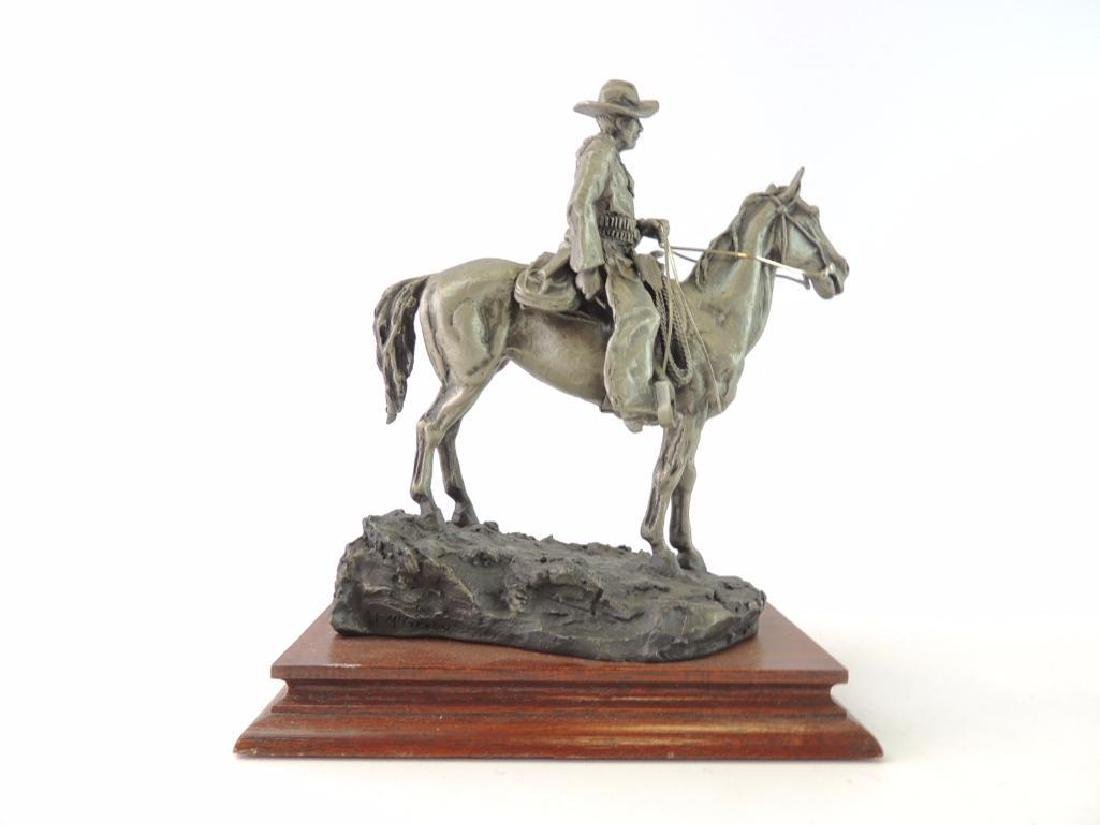 Cilmark Self-Portrait Frederic Remington by A.T. - 4
