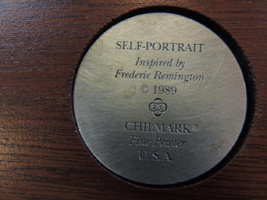Cilmark Self-Portrait Frederic Remington by A.T. - 6