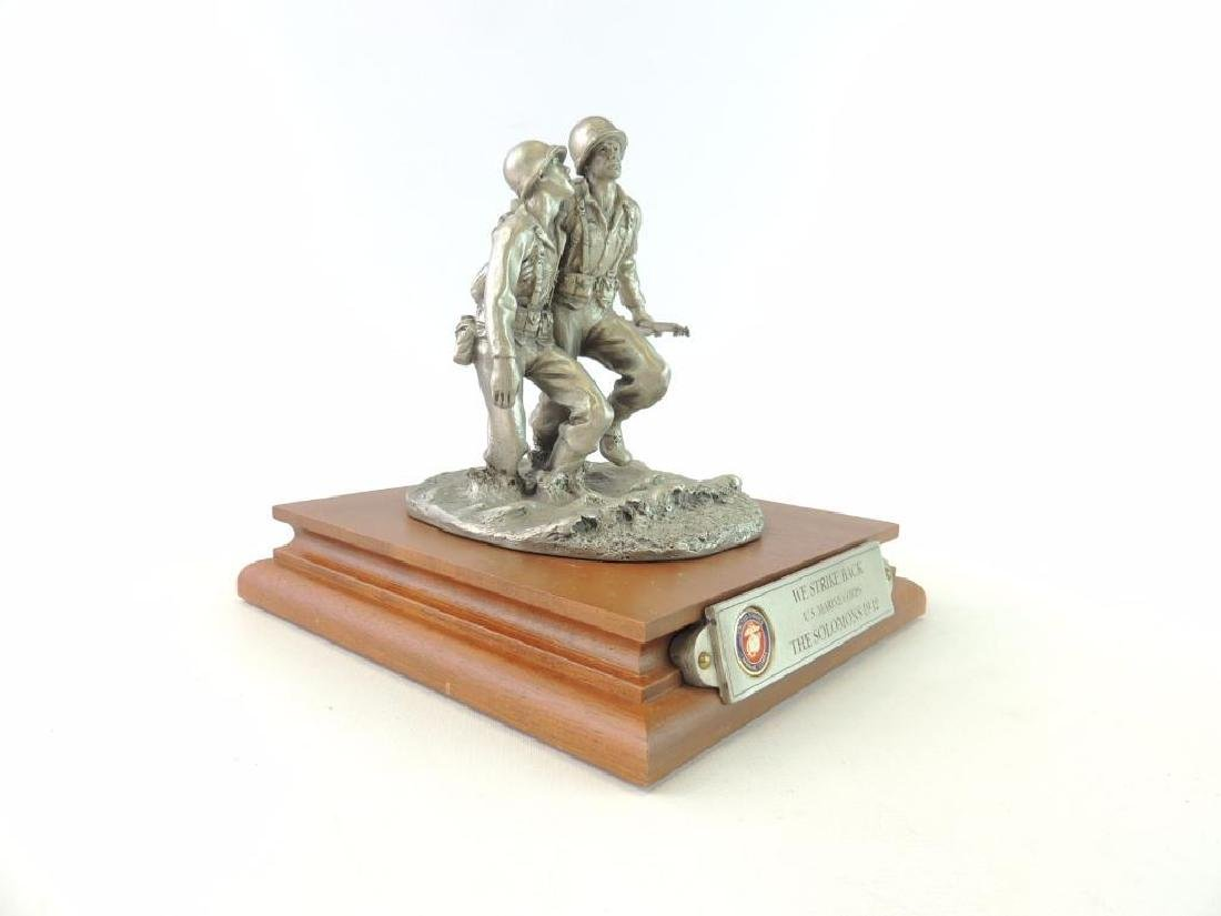 Chilmark We Stike Back U.S. Marine Corps. The Solomons - 3