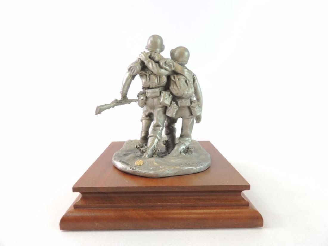 Chilmark We Stike Back U.S. Marine Corps. The Solomons - 4
