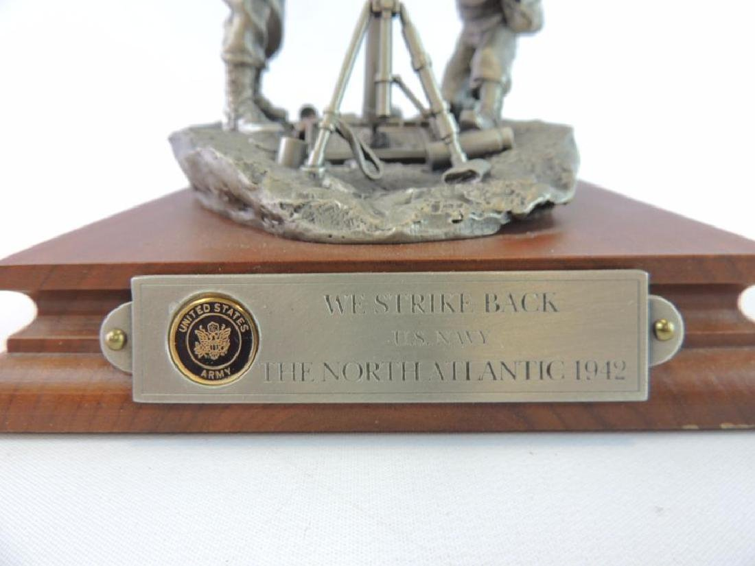Chilmark We Strike Back U.S. Navy The North Atlantic - 8